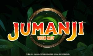 Jumanji Videoslot available to play at Mecca Bingo online