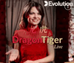 Live Casino Dragon Tiger Baccarat see where to play Baccarat online at E-Vegas.com the home of casino online