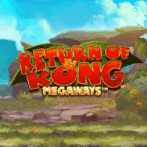 Megaway Return of Kong online slot see where to play at E-Vegas.com