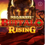 Megaways slot games Buffalo Rising slot at William Hill Casino online 2021 review online at E-Vegas.com