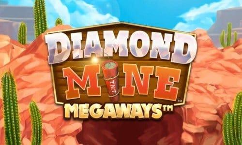 Megaways slots Diamond Mine Megaways at Mecca online Bingo