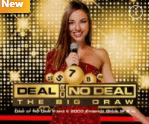 New Deal or No Deal The Big Draw New to William Hill Casino online in 2021