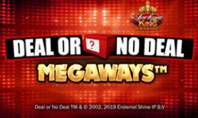 Play Deal or No Deal Megaways slot at Grosvenor Casino Online Best Online slots at the E-Vegas.com strip