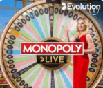 Play Monopoly Live Game Show at William Hill Vegas Casino online
