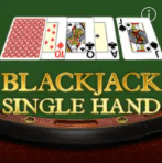 Play Single Hand Blackjack at William Hill Casino 2022