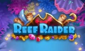 Reef Raider slot games at Mecca online Bingo