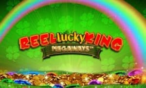 Reel King Lucky slot game at Mecca online Bingo