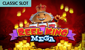 Reel King slot at Grosvenor online casino 2021 read the review at E-Vegas.com online casino reviews 2021
