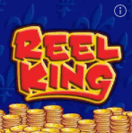 Reel King slot available online 2021 at William Hill Vegas casino read the Review at Electronic Vegas