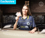 Sports Lounge Blackjack and Live Roulette Games