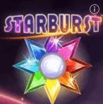 Starburst slots online at William Hill online casino