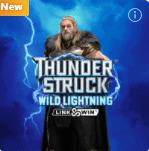 Thunderstruck Wild Lightning New slot games 2021 at William Hill Vegas Online check out the Bonus at E-Vegas.com