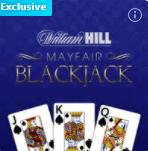 William Hill Exclusive Mayfair Blackjack