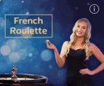 William Hill French Roulette Live Tables