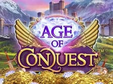 Age of Conquest online slot game ast Aspers Casino online in 2021