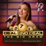 Deal or No Deal take part in this live game show just like real TV at Pokerstars Casino