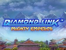 Diamond Link Mighty Emperor slot game at Regal Wins