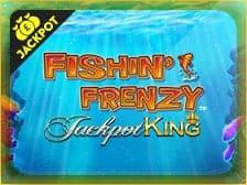 Fishin Frenzy Progressive Jackpot slot games