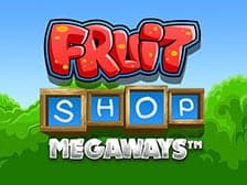 Fruit Shop classic online slot game play at Aspers Casino