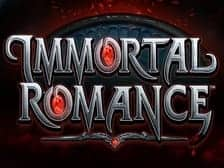 Immortal Romance the online slot Mega Moolah