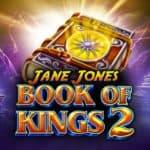 New Playtech slots at Pokerstars online casinoJane Jones Book of Kings 2