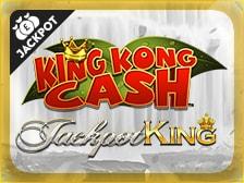 King Kong Cash Jackpot slot online at Aspers Casino Jackpot King Slots