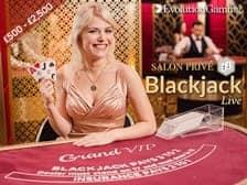 Live Blackjack Grand Vip
