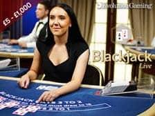 Live Blackjack at Regal Wins