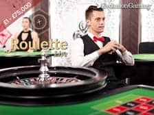 Live Evolution Games Roulette