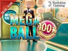 Mega Ball Casino Game Show at Aspers Casino
