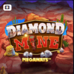 Play Diamond Mine Megaways slots online at Dream Vegas Casino 2021