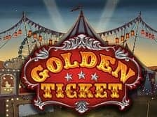 Play the epic Golden Ticket Circus slot at Aspers casino slots selection 2021