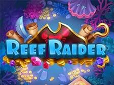 Reef Raider slot game at New Real Wins Casino review at Electronic Vegas 2021