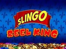 Reel King slot Slingo Bingo Game at Regal Wins Casino 2022