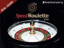Regal Wins Speed Live Roulette