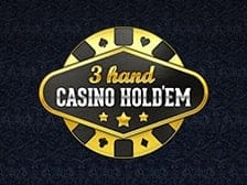 Three Hand Casino HoldEm at Aspers online casino table and card games online in 2021