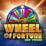 New online casino slots Wheel of Fortune On Tour slot at Pokerstars Casino