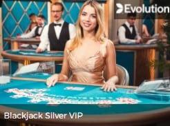 Blackjack Silver VIP Live Blackjack at Mr Green 2021 from Evolution Gaming Live Tables