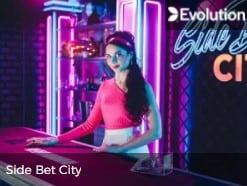 Evolution Gaming at Mr Green Live Casino 2022 Side Bet City online Poker Game UK 2022 Live casino at Mr Green