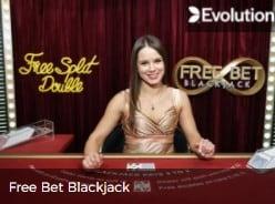 Free Bet Blackjack at Mr Green Casino
