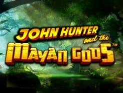 John Hunter and the Mayen Gods Videoslots online at Mr Green 2022