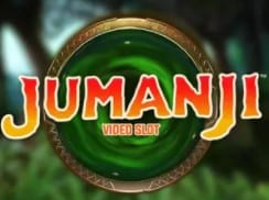 Jumanji Vidoeslot play now at Mr Green Casino online new look for 2021-2022