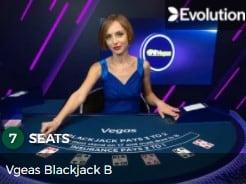 Live Vegas Blackjack at Mr Green Live Casino games online for 2022 No Deposit Bonus 2021
