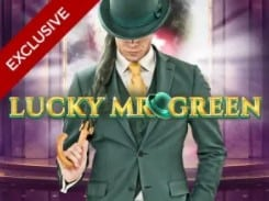 Lucky Mr Green Bonus Exclusive slot game at Mr Green online Casino 2022