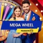 Mega Wheel Casino Game Show from Pragmatic Play Live Game Shows at Gala Bingo