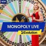 Monopoly Live Game Show at Gala Bingo online Live Casino 2021 from Evolution Gaming