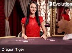 Mr Green Live Dragon Tiger 2021 E Vegas