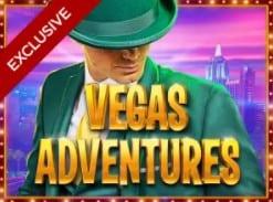 Mr Greens Vegas Adventures exclusive slot at Mr Green Casino