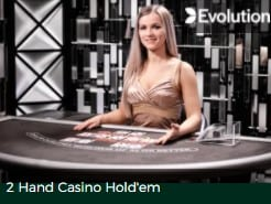 Play 2 Hand Casino Hold'Em Poker at Mr Green online casino in 2022 read the review at E-Vegas.com