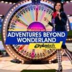 Playtech Adventures in Wonderland online Live Casino at Gala Bingo Online Casino 2021